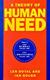 img - for A Theory of Human Need book / textbook / text book