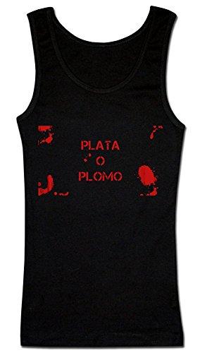 narcos-bloody-plata-o-plomo-artwork-womens-tank-top-shirt-medium
