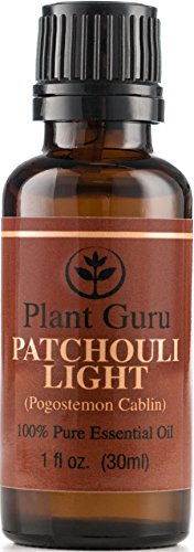 Patchouli Essential Oil (Light) 30 Ml. (1 Oz.) 100% Pure, Undiluted, Therapeutic Grade.