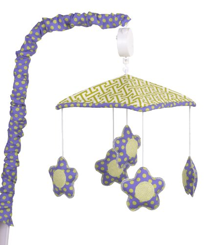 Cotton Tale Designs Mobile, Periwinkle