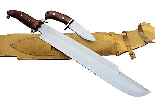 "18"" Predator EUK Knife, Egkh Survival Machete, Hand Forged Blade Khukuri - Full Tang Knives Made in Nepal"
