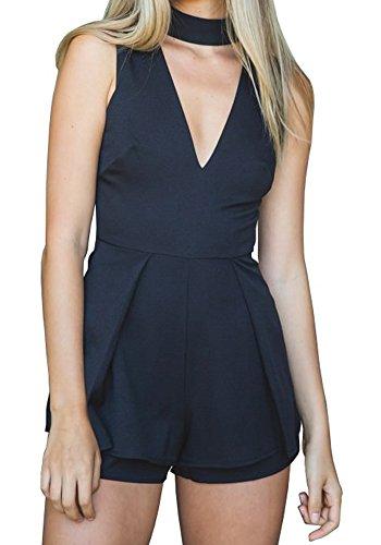 simplee-apparel-tuta-halterneck-donna-nero-large