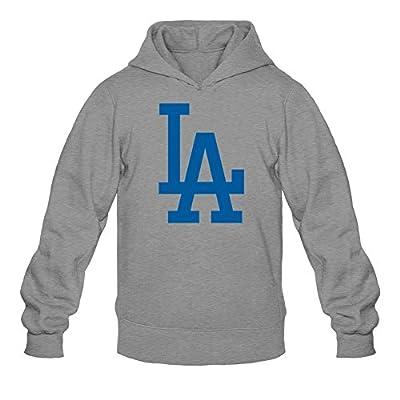 Libling Men's Los Angeles Dodgers Hoodie Sweatshirt