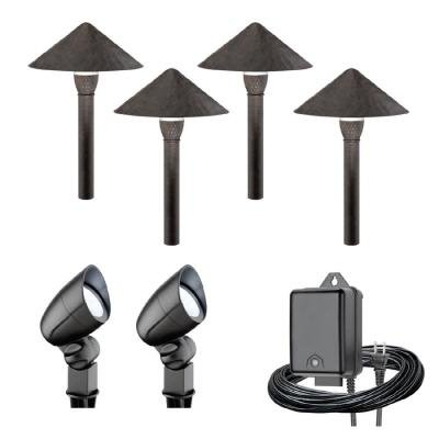 malibu led landscape lighting kits. Black Bedroom Furniture Sets. Home Design Ideas