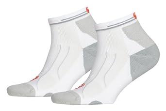 Puma - Chaussettes de sport - Uni - Homme - Blanc (White) - Large (Taille fabricant: 43/46)