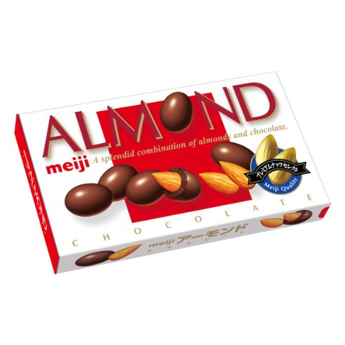 明治 アーモンドチョコ 96g×10個