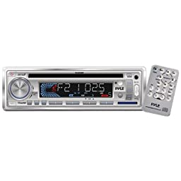 PYLE PLCD3MR Marine Single-DIN CD Receiver
