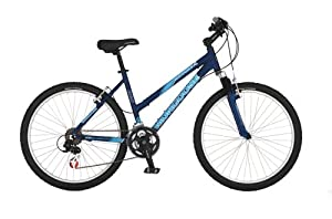 2006 Mongoose Pro Rockadile AL Women's Mountain Bike (16-Inch Frame)