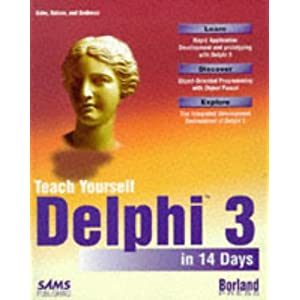 Sams Teach Yourself Delphi 3 in 14 Days