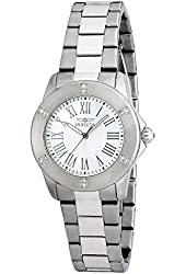Invicta 19255 Women's Angel Crystal Accented Analog Stainless Steel Watch