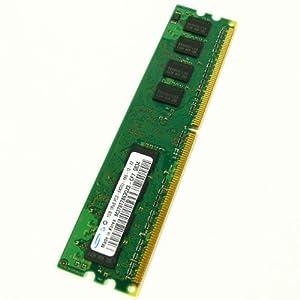 Samsung 1GB DDR2 RAM PC2-6400 240-Pin DIMM Major/3rd