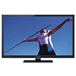 Panasonic TC-L42ET5 42-Inch TV with 4 Pairs of 3D Glasses