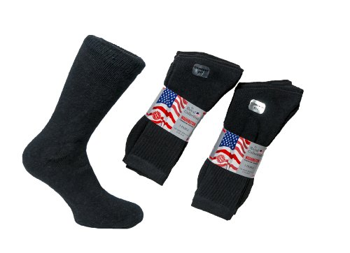 12 PAIRS MENS COTTON SPORTS SOCKS BLACK SIZE 6 -11 CASUAL NEW