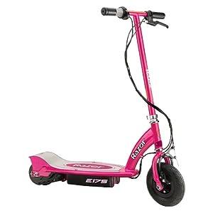 Pink Razor E175