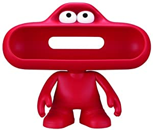 Beats by Dr. Dre Pill Dude Character Speaker Holder - Red