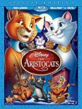 Cover art for  The Aristocats (Two-Disc Blu-ray/DVD Special Edition in Blu-ray Packaging)