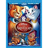 The Aristocats (Two-Disc Blu-ray/DVD Special Edition in Blu-ray Packaging) ~ Scatman Crothers
