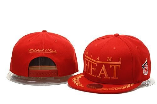 NBA Hip Pop Miami Heat Snapback Cap Hat (Air Lebron Slide compare prices)