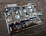 GOTOH/ゴトー 201B-4 CR ベース用ブリッジ/4弦