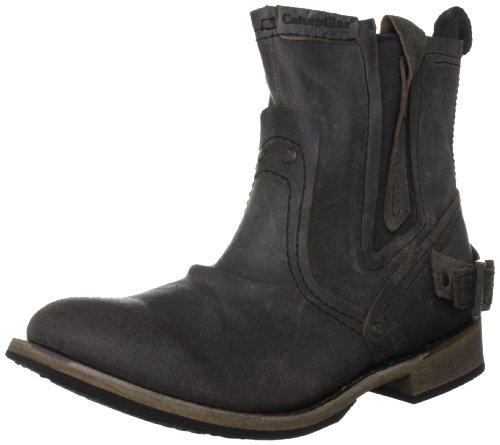 Cat Footwear Legendary Raw Men's Vinson Chocolate Pull On Boot P714402 8 UK, 42 EU