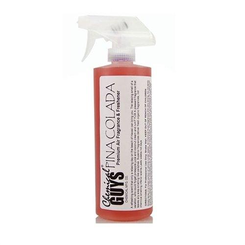 Chemical Guys AIR_107_16 Pina Colada Scent Premium Air Freshener and Odor Eliminator (16 oz) (Air Freshener Pina Colada compare prices)
