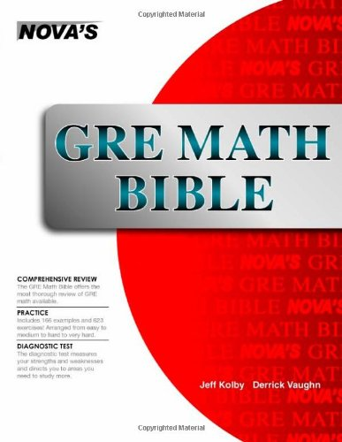 GRE Math Bible