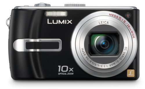 Panasonic Lumix DMC-TZ3 is one of the Best Compact Point and Shoot Digital Cameras for Action and Low Light Photos Under $400