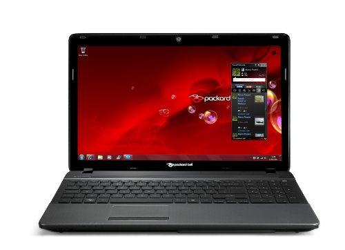 Packard Bell TS11-HR-844UK 15.6-inch Easynote Laptop (Intel B815 1.6GHz, 4GB RAM , 320GB HDD, Integrated Graphics, Windows 7 Home Premium)