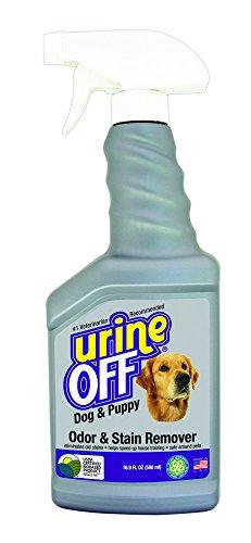 Urine Off Sprayer for Dogs, 16.9-Ounce