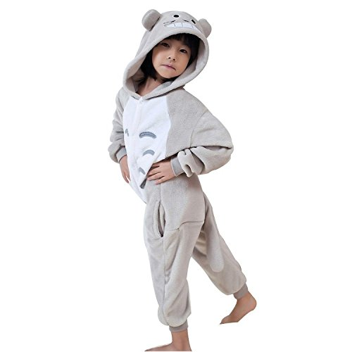 Hot Sale Children Unisex Chinchilla Pyjamas Kids Animal Pajamas Cosplay Anime Pijamas