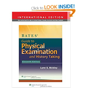 bates history taking and physical examination pdf