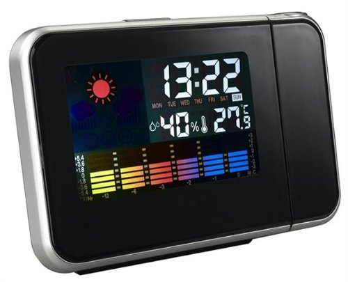 DB Power New arrival! DIGITAL WEATHER PROJECTION ALARM CLOCK [Electronics] at Sears.com