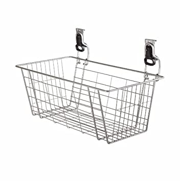 Rubbermaid 5E08 FastTrack 24-Inch Mesh Basket
