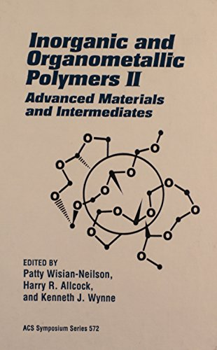 Image for publication on Inorganic and Organometallic Polymers II: Advanced Materials and Intermediates (ACS Symposium Series)