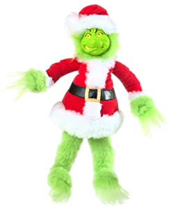 ... Dr. Suess How the Grinch Stole Christmas -- Santa Grinch: Toys & Games