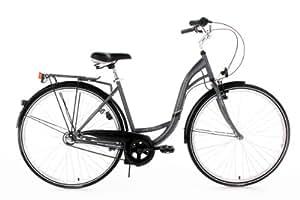Neuzer vélo de ville femme 28'' (enjambement bas) Venezia