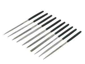 TEKTON 6655 Needle File Set, 10-Piece