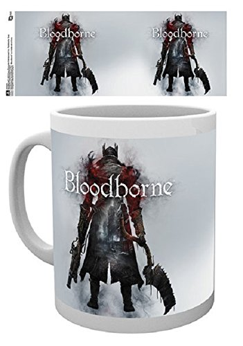 GB eye, Bloodborne, Key Art, Tazza