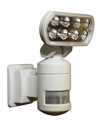 Why Choose Versonel Nightwatcher Pro Motorized LED Security Motion Tracking Flood Light VSLNWP502