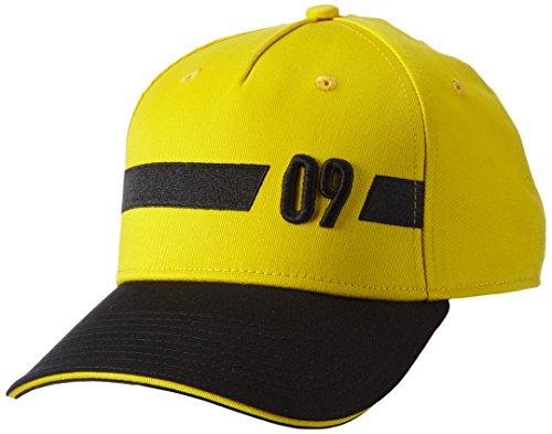 Puma Cappellino BVB, Unisex, Cap BVB, Cyber/Yellow/Black, Taglia unica