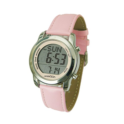 Women's Atomix® Atomic Watch with Pink Band