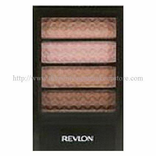 Revlon Colorstay 12 Hour Eye Shadow Quad, 330-In The Buff