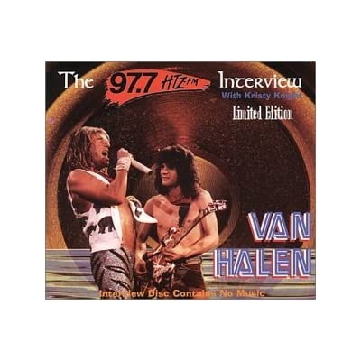Edition] Ozzy & Van Halen 97.7 HTZ FM Interview with Kristy Knight from