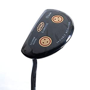 """New Yes! C-Groove Olivia Putter LH 34"""""""
