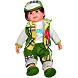 Sunshine Soft Toy Doll (boy) + 100% Non-Toxic (Assorted) + Soft Toy - Baby Doll