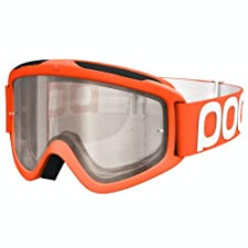 POC Iris DH Goggles, Orange, Medium