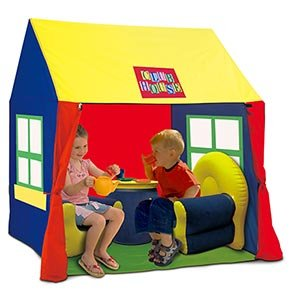 Club House 4-in-1 Play Set