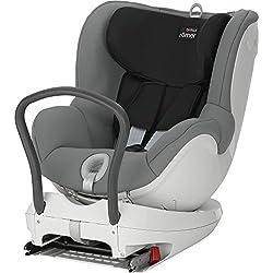 Romer Dual Fix - Silla de coche, color gris