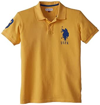 us polo association boy 39 s polo shirts ujts5620 light