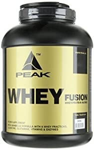 Peak Whey Fusion, Schoko, 2260 g